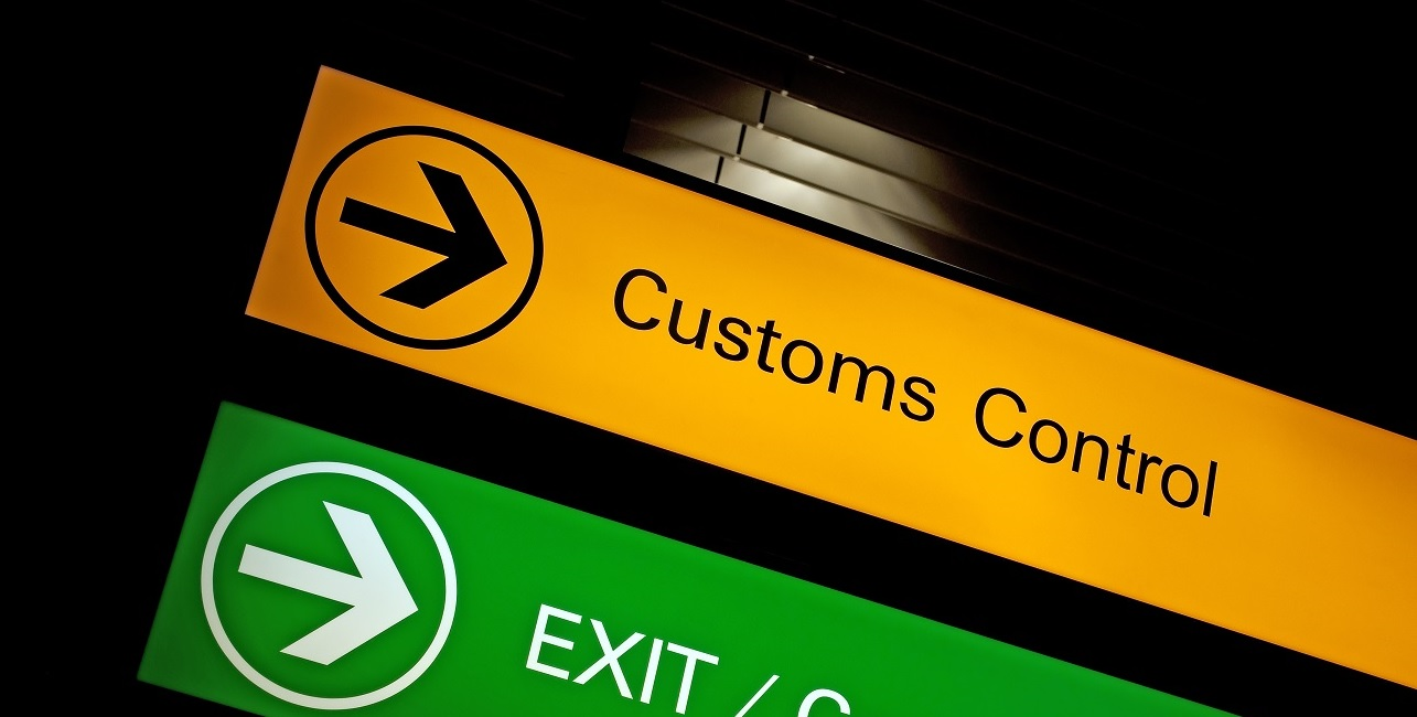 Customs Duties and Dutiable Items